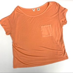 Levi's Coral Tee, Sz M